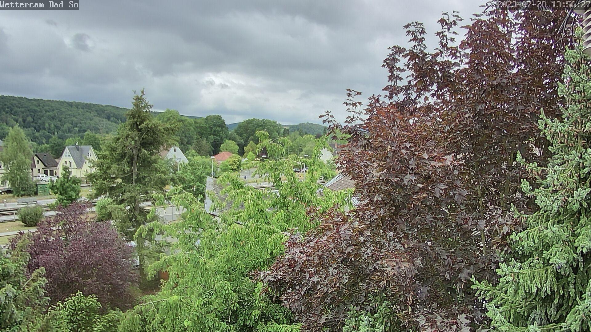 Bad Sobernheim Skyline